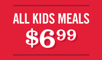 Boston Pizza Americana All Kids Meals $6.99