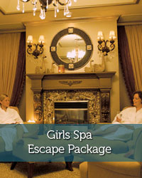 Niagara Falls Girls Spa Escape Package