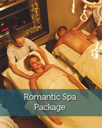Niagara Falls Romantic Spa Package