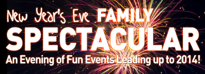 New Year's Eve Family Spectacular